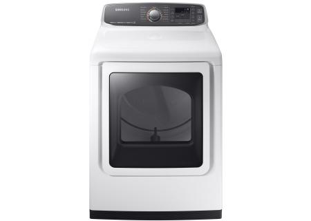 Samsung - DVG52M7750W - Gas Dryers