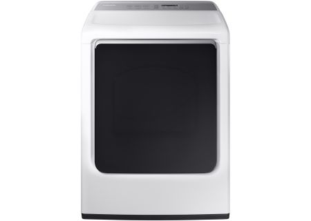 Samsung - DVE52M8650W - Electric Dryers