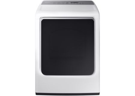 Samsung - DVE54M8750W - Electric Dryers