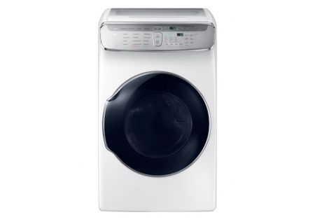 Samsung - DVG60M9900W - Gas Dryers