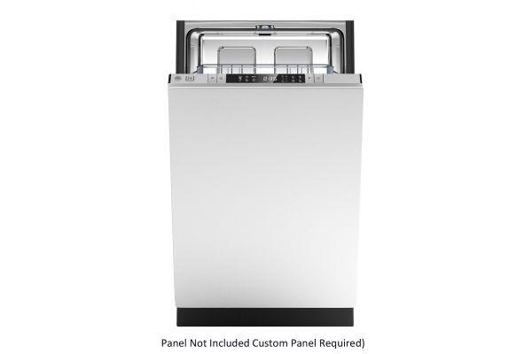 "Bertazzoni ADA 18"" Panel Ready Dishwasher - DW18PR"