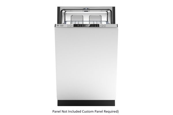 """Large image of Bertazzoni 18"""" Panel Ready Dishwasher - DW18PR"""