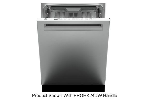 "Bertazzoni 24"" Built-In Stainless Steel Dishwasher - DW24XT"