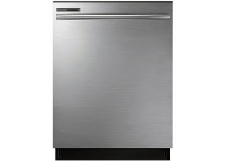 "Samsung 24"" Built-In Stainless Steel Dishwasher - DW80M2020US"