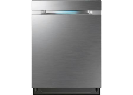 "Samsung 24"" Built-In Stainless Steel Dishwasher - DW80M9550US"