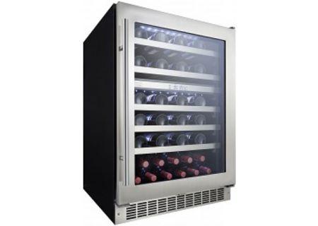 Danby - DWC053D1BSSPR - Wine Refrigerators and Beverage Centers