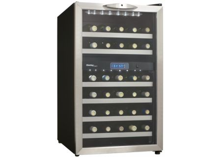 Danby - DWC286BLS - Wine Refrigerators and Beverage Centers