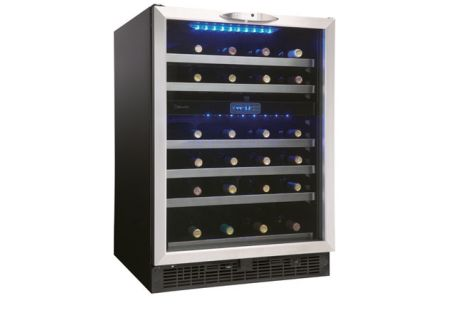 Danby - DWC518BLS - Wine Refrigerators and Beverage Centers