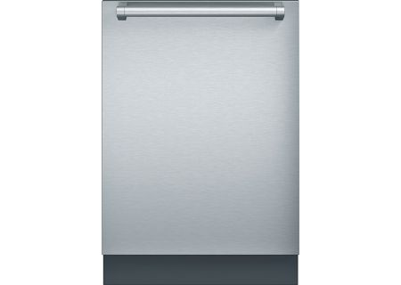 "Thermador 24"" Topaz Series Stainless Steel Built-In Dishwasher - DWHD640JFP"