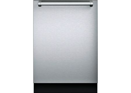 """Thermador 24"""" Sapphire 6-Program Stainless Steel Built-In Dishwasher - DWHD650JFP"""
