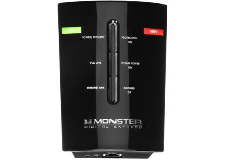 Monster - DX PLN 200-2 B - Networking Accessories