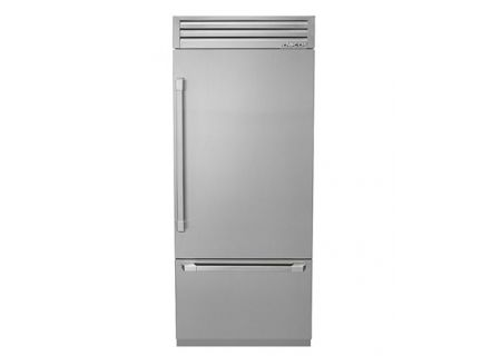 Dacor - DYF36BFTSR - Built-In Bottom Freezer Refrigerators