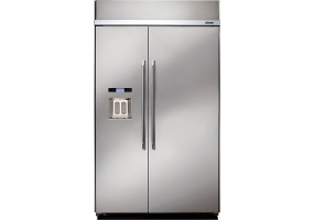 Dacor - DYF42BIWSS - Built-In Side-By-Side Refrigerators
