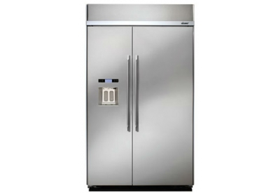 Dacor - BYF48BIWS - Built-In Side-By-Side Refrigerators