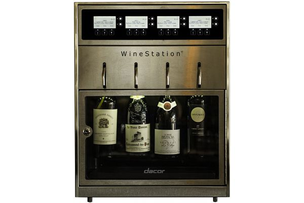 Dacor Discovery Stainless Steel WineStation - DYWS4