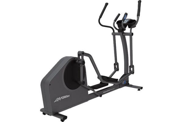 Large image of Life Fitness E1 Elliptical Cross-Trainer Machine (Base Only) - E1-XX00-0105