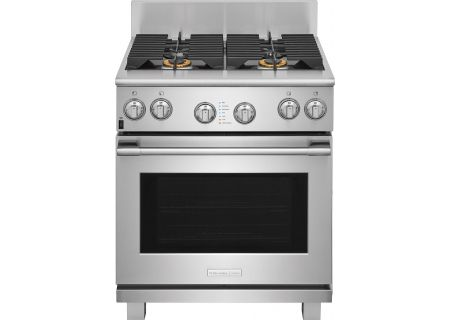 "Electrolux ICON 30"" Stainless Steel Dual-Fuel Freestanding Range  - E30DF74TPS"