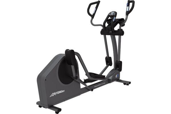 Large image of Life Fitness E3 Elliptical Cross-Trainer Machine (Base Only) - E3-XX00-0105