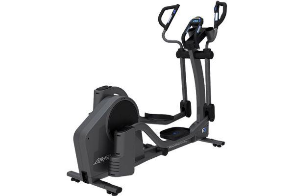 Large image of Life Fitness E5 Elliptical Cross-Trainer Machine (Base Only) - E5-XX00-0105