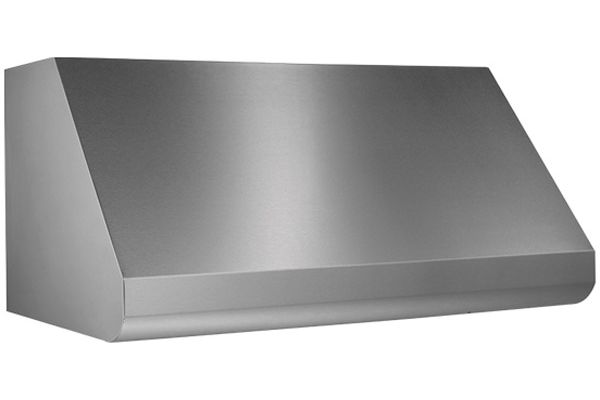 """Large image of Broan 30"""" Brushed Stainless Steel Wall Range Hood - E60E30S"""