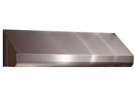 "Broan 36"" E64000 Series Brushed Stainless Steel Wall Range Hood - E64E36SS"