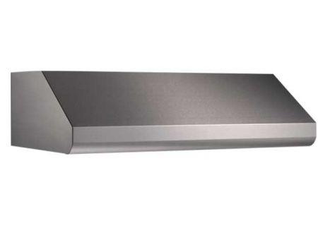 "Broan 48"" Elite Series Range Wall Hood In Stainless Steel - E64E48SS"