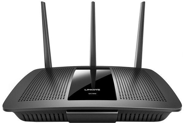 Linksys AC1750 Max-Stream MU-MIMO Gigabit Wi-Fi Router - EA7300