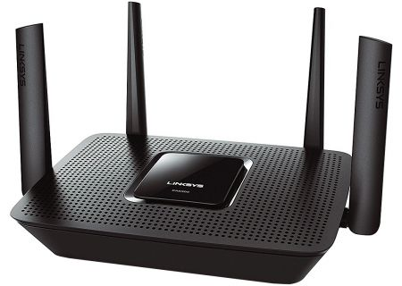Linksys Max-Stream Tri-Band Wi-Fi Router - EA8300