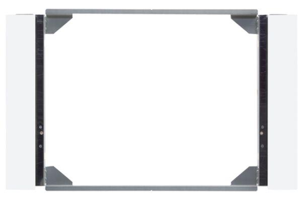 "Large image of Miele Brilliant White PureLine 30"" Trim Kit - 9221330"
