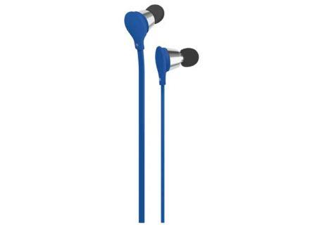 AT&T Wireless - EBM01BLUE - Earbuds & In-Ear Headphones