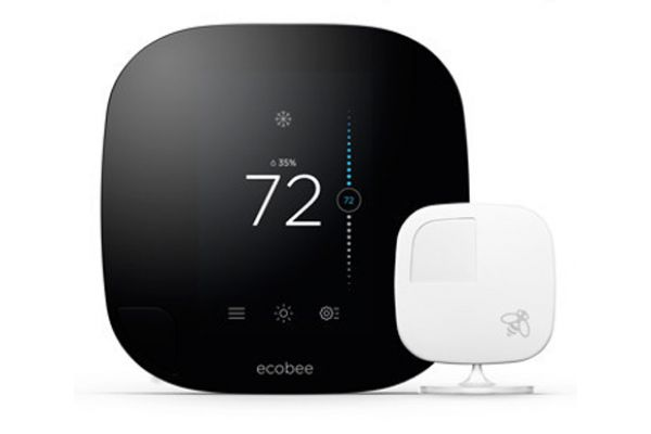 ecobee 3 Smart Wi-Fi Thermostat - EB-STATE3-02