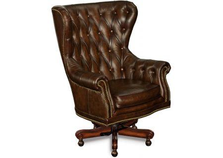 Hooker Furniture Home Office Erin Executive Swivel Tilt Chair - EC362-201