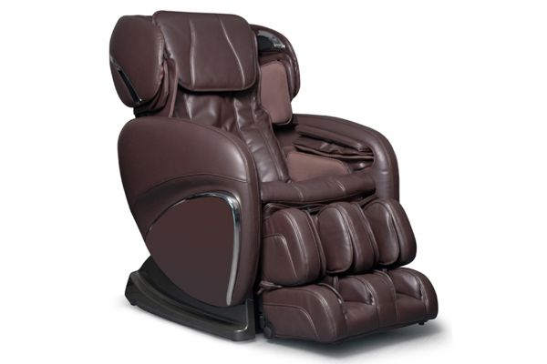 Cozzia Reclining 3D Massage Function Chocolate Brown Massage Chair - EC618BRN