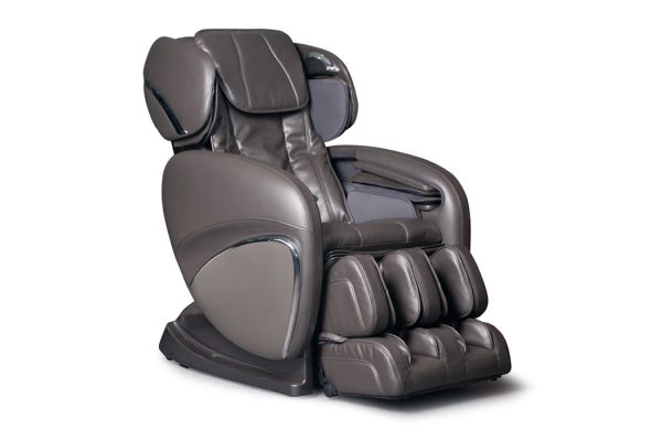 Cozzia 3D Massage Function Graphite Grey Massage Chair - EC618GR