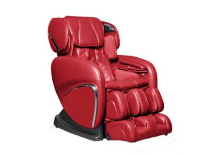 Cozzia - EC618RED - Massage Chairs