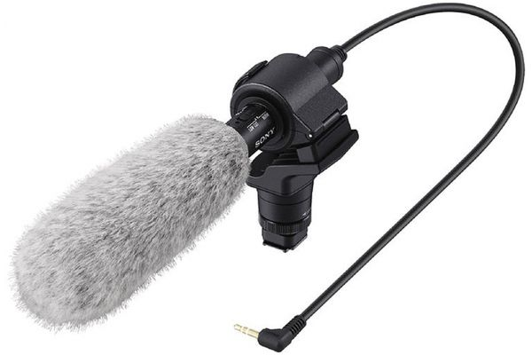 Sony Camcorder Shotgun Microphone - ECM-CG60