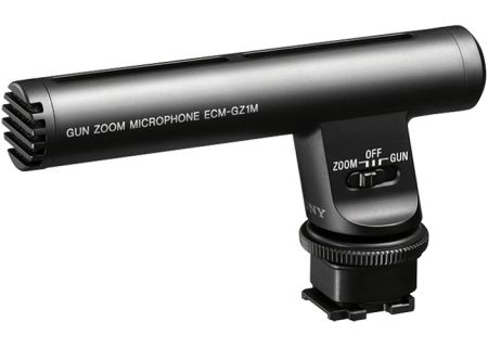 Sony - ECM-GZ1M - Camera & Camcorder Microphones