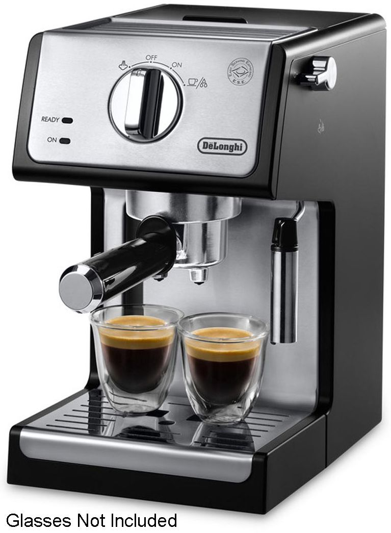 Coffee Maker Big W : DeLonghi Black Pump Espresso Machine - ECP 3420