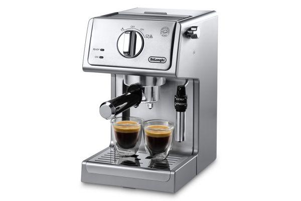 Large image of DeLonghi Pump Espresso Maker - ECP3630