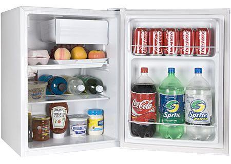 Haier - ECR27W - Compact Refrigerators