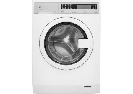 Electrolux Island White Front Load Steam Washer - EFLS210TIW