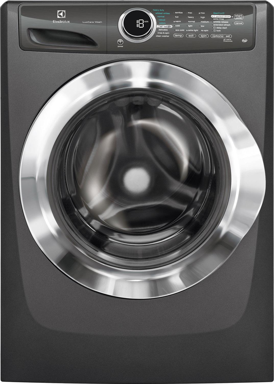 Electrolux Titanium Front Load Steam Washer Efls517stt