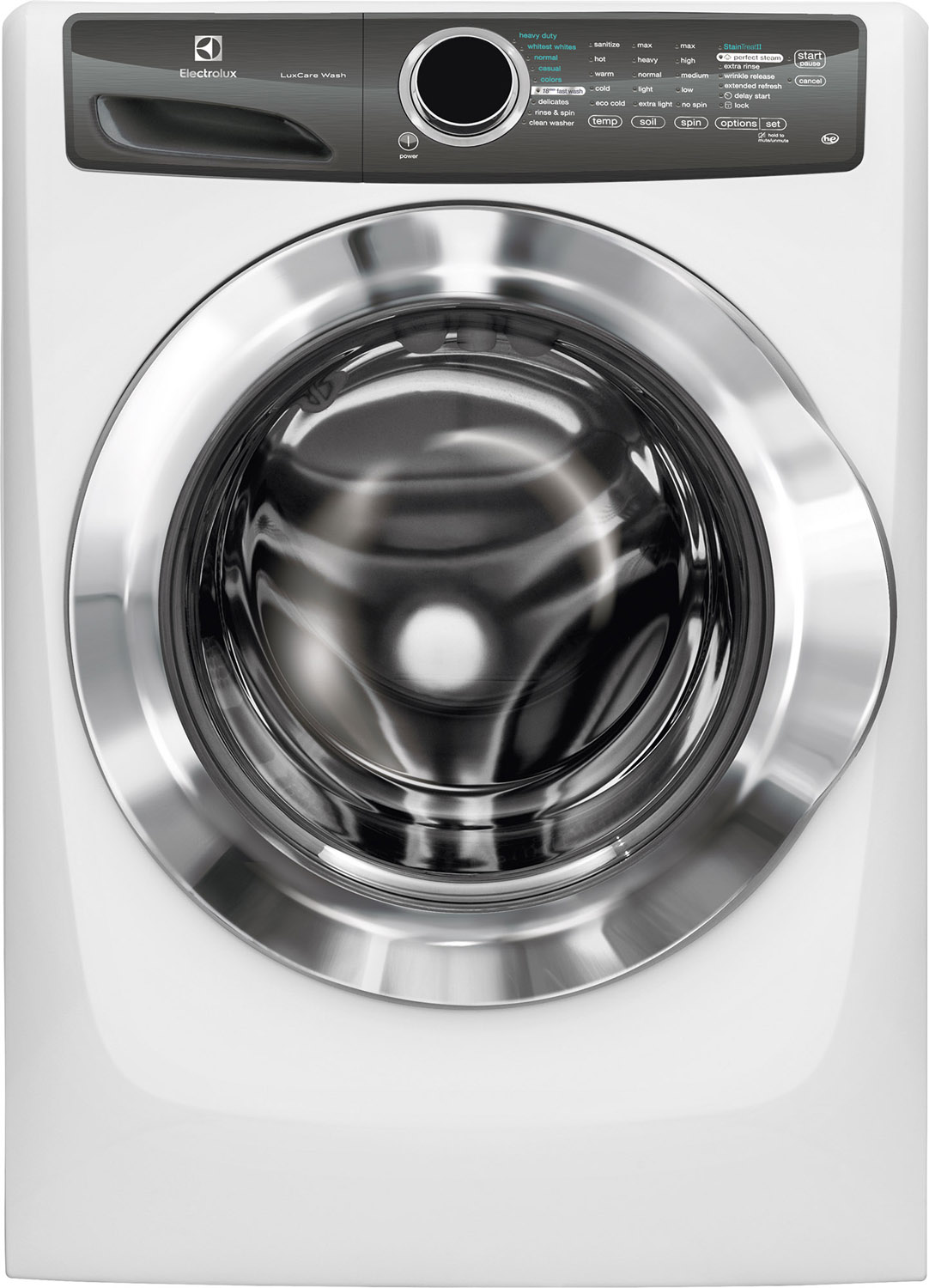 best front load washer electrolux white front load steam washer efls517siw 12816