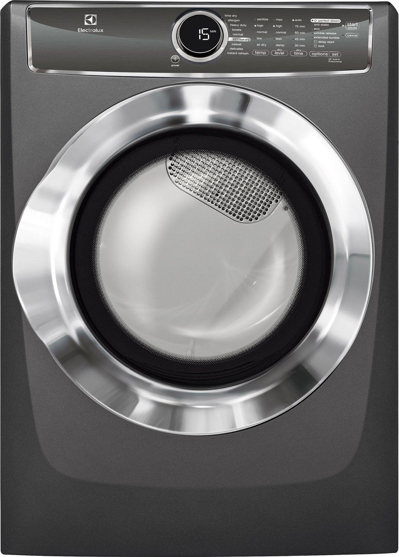 Electrolux Titanium Electric Steam Dryer Efme617stt