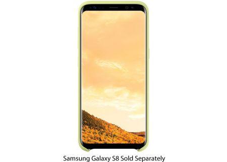 Samsung Galaxy S8 Green Silicone Cover - EF-PG950TGEGWW