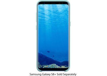 Samsung Galaxy S8+ Blue Silicone Cover - EF-PG955TLEGUS