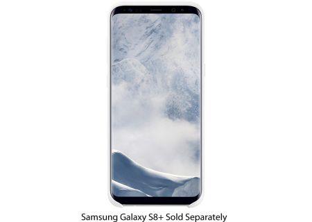 Samsung Galaxy S8+ White Silicone Cover - EF-PG955TWEGWW