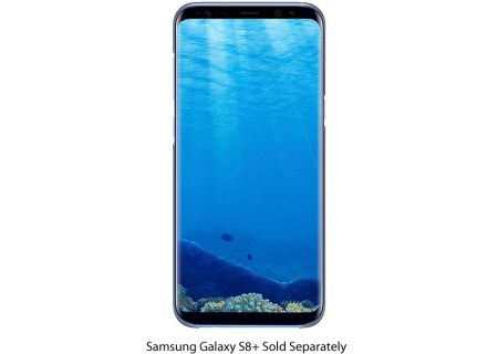 Samsung Galaxy S8+ Blue Protective Cover - EF-QG955CLEGUS