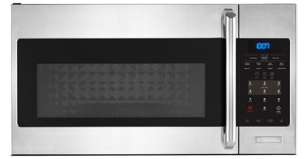 Electrolux 30 Quot Convection Microwave Oven Ei30sm35qs