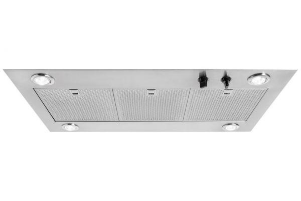 "Large image of Electrolux 36"" Stainless Steel Hood Insert  - EI36HI55KS"